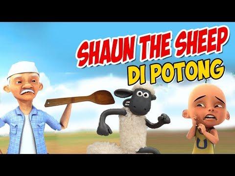 shaun-the-sheep-di-potong-,-upin-ipin-sedih-!-gta-lucu