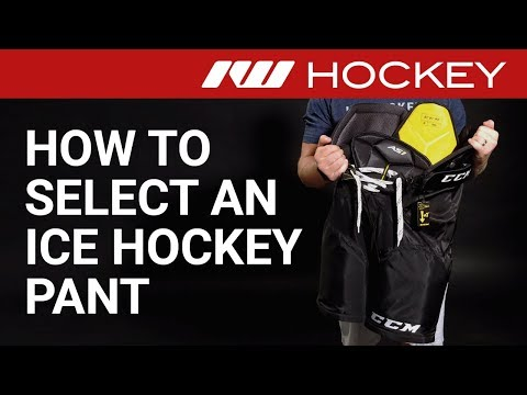 How To Select An Ice Hockey Pant