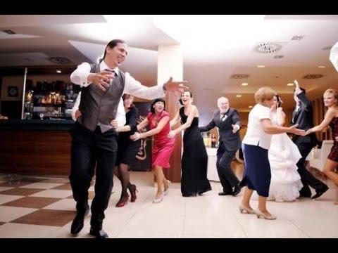 Svadobné tanečné kolo -  výber slovenských  ľudových piesní