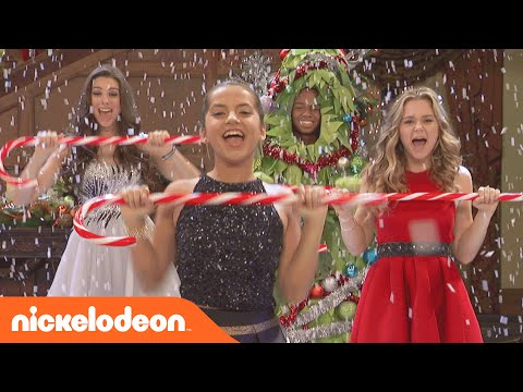 Nickelodeon Christmas Specials.Ho Ho Holiday Special Twas The Night Before Nick Youtube