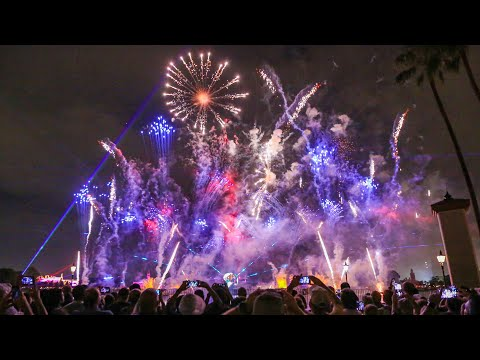 FINAL Illuminations: Reflections Of Earth With FULL Promise Outro And Crowd Reaction