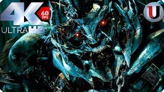 Transformers 3 Dark of the Moon Megatrons Plan Sentinels Betrayal Scene (4K)