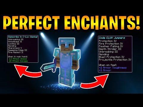 Minecraft 1.14 | *BEST* ARMOR, TOOLS & WEAPONS! | AlphaCraft Season 2! | Ep 4