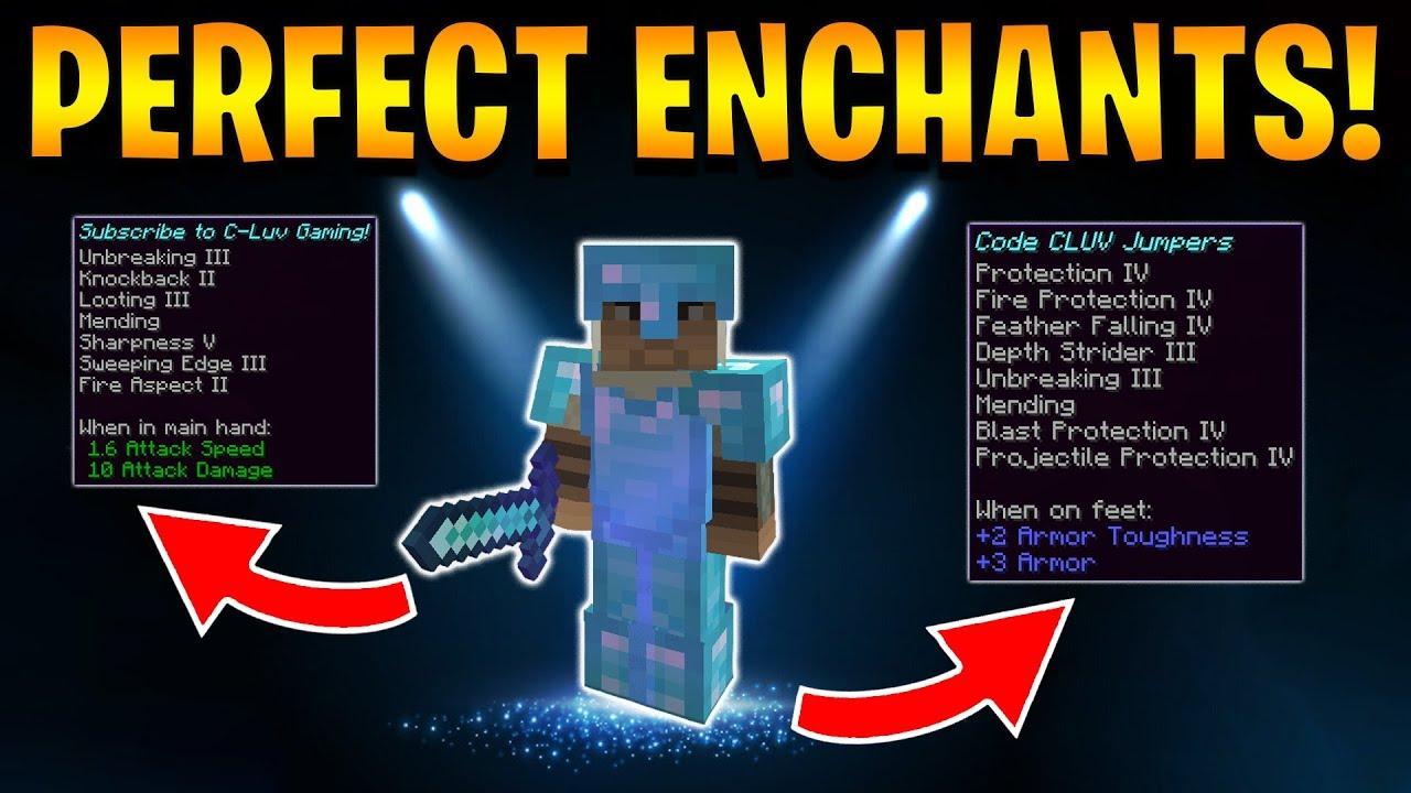 Minecraft 1 14 *BEST* ARMOR TOOLS WEAPONS AlphaCraft