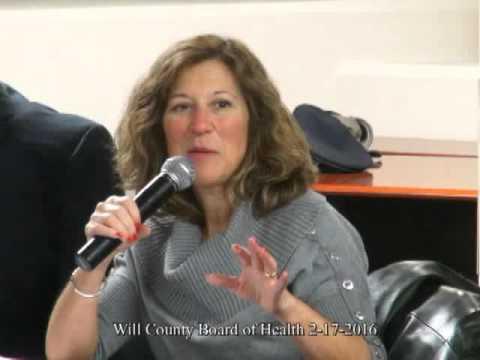 Will County Board of Health 2 17 2016