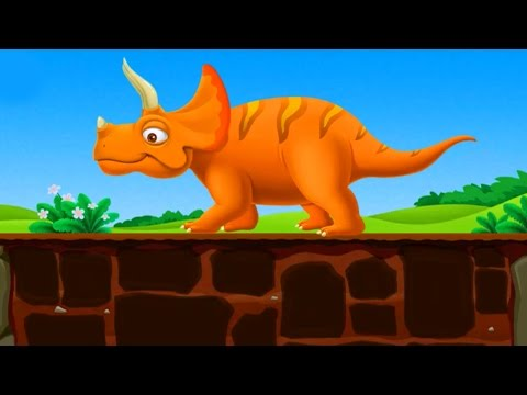 Thumbnail: Dinosaur Kids Games - Education Video for Children, Toddlers and Preschoolers