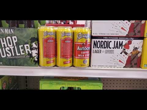 KyBrewReview's Beer And Booze Hunting Ep2: North Carolina's ABC Liquor And More!