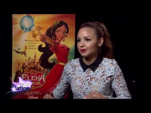 Aimee Carrero  The Voice of Disney's 'Elena of Avalor'  American Latino