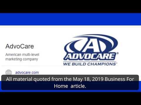 Advocare Terminates Distributors Advocare Shuts Down - YouTube