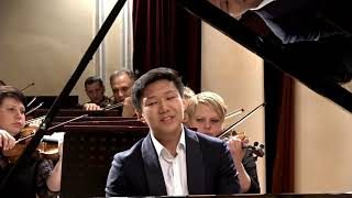 Noah Zhou Performs Rachmaninoff at the Final Stage of the Horowitz Competition 2019