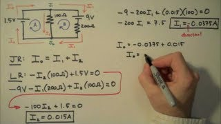 How to Solve a Kirchhoff