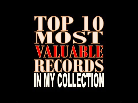 Top 10 Most Valuable Records
