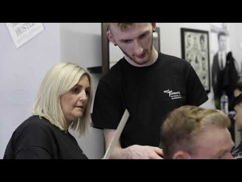 Next Generation School of Barbering Promo Video