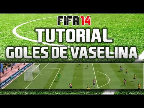 FIFA 14 UT - [TUTORIAL] Como meter Golazos de Vaselina (Globeados)
