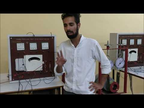 Speed Control of D.C. Shunt Motor by Armature Control Method | EREE |  BGSBU