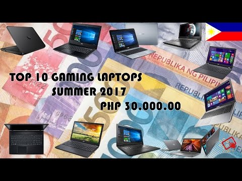 Best Laptops UNDER PHP 30,000 SUMMER 2017 PHILIPPINES