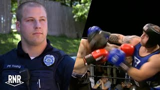Fired Cop Fights Hulk Bouncer To Win Back His Job – RNR 4