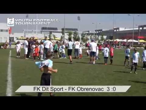 fk Dit Sport ( Bulgaria )-fk Obrenovac 3:0 (2005)