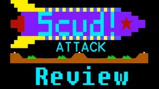 LGR - Scud Attack - DOS PC Game Review