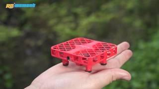 DHD D3 3D Flip Crashworthy Structure Mini RC Quadcopte RM7833