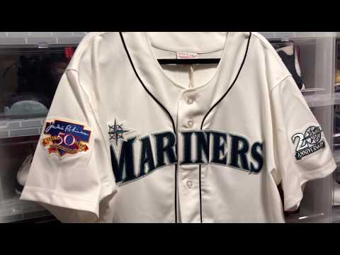pretty nice 10daf 299fb Ken Griffey Jr. Authentic Mitchell and Ness Jersey