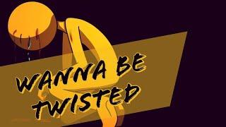 TryHardNinja - Wanna Be Twisted Lyric Video