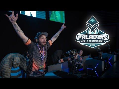 Paladins World Championship 2018 - January 6th Highlights