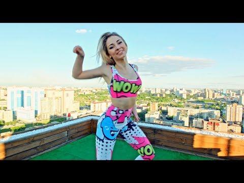 BUSCANDO HUELLAS, Dance Video By Valeriya Steph (J Balvin, Major Lazer, Sean Paul)