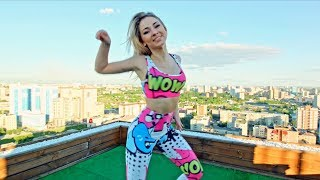 BUSCANDO HUELLAS, dance video by Valeriya Steph (J Balvin, Major Lazer, Sean Paul)