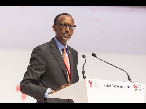 President Kagame attends