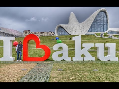 Baku city | Azerbaijan