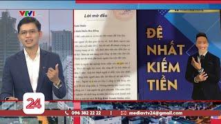 Điểm Tuần: NGÂY THƠ   VTV24