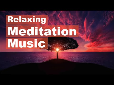 Meditation Music: Relax Music for Stress Relief, Positive Energy Vibration, Good Vibes, Healing