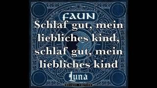 Faun - Frau Erde (lyrics)