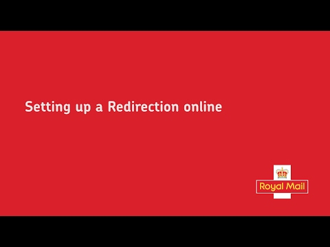 Setting Up A Redirection Online