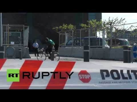 Denmark: High security surrounds Bilderberg, the world's most secretive conference