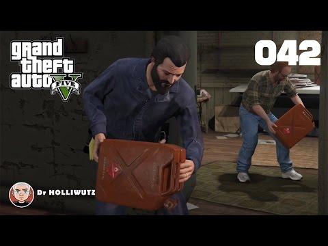 GTA V #042 - Rechtliche Schwierigkeiten [PC][HD]   Let's Play GTA V