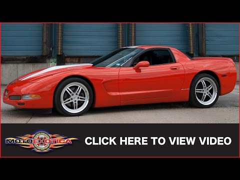 1999 Chevrolet Corvette Callaway 3 (SOLD)