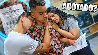 FOI TROLLADO NO PRÓPRIO ANIVERSÁRIO!! *ele chorou*