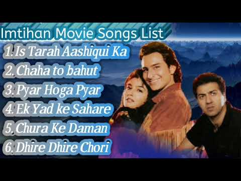 Download Imtihaan movie all song