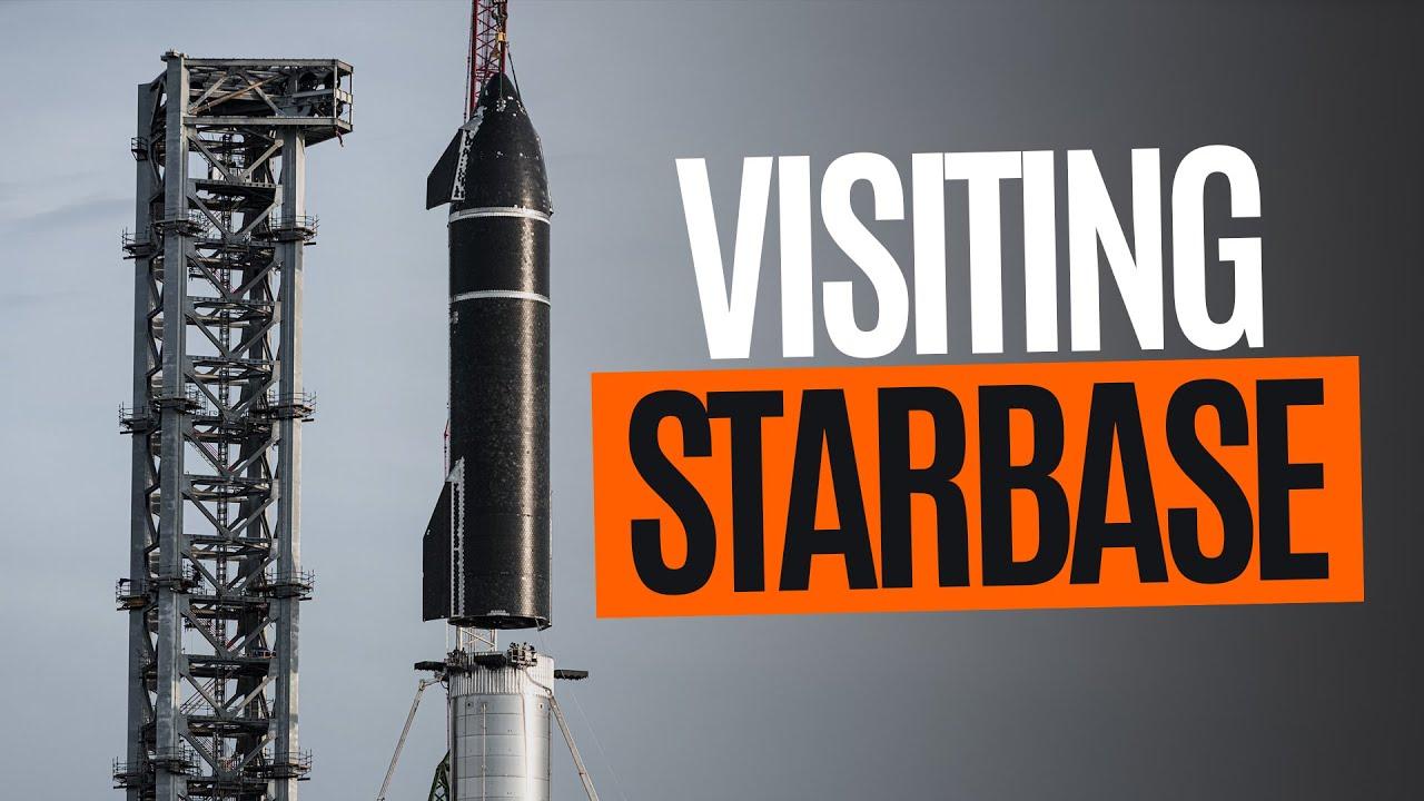 Visiting Starbase (Ep. 421)