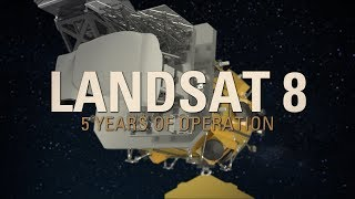 Landsat 8 Completes 5 Years of Operation