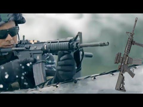 বিশ্বে সবচেয়ে বেশি ব্যবহ্রত M4 Carbine যেটা বাংলাদেশ নেভী সোয়াডাস ব্যবহার করে from YouTube · Duration:  2 minutes