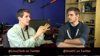 Linus Tech Tips Live Show Archive - February 1, 2013