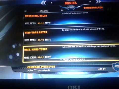¡TRUCO! NBA 2K14-Mi Carrera