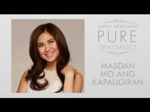 Sarah Geronimo: Pure OPM Classics (Album Sampler)