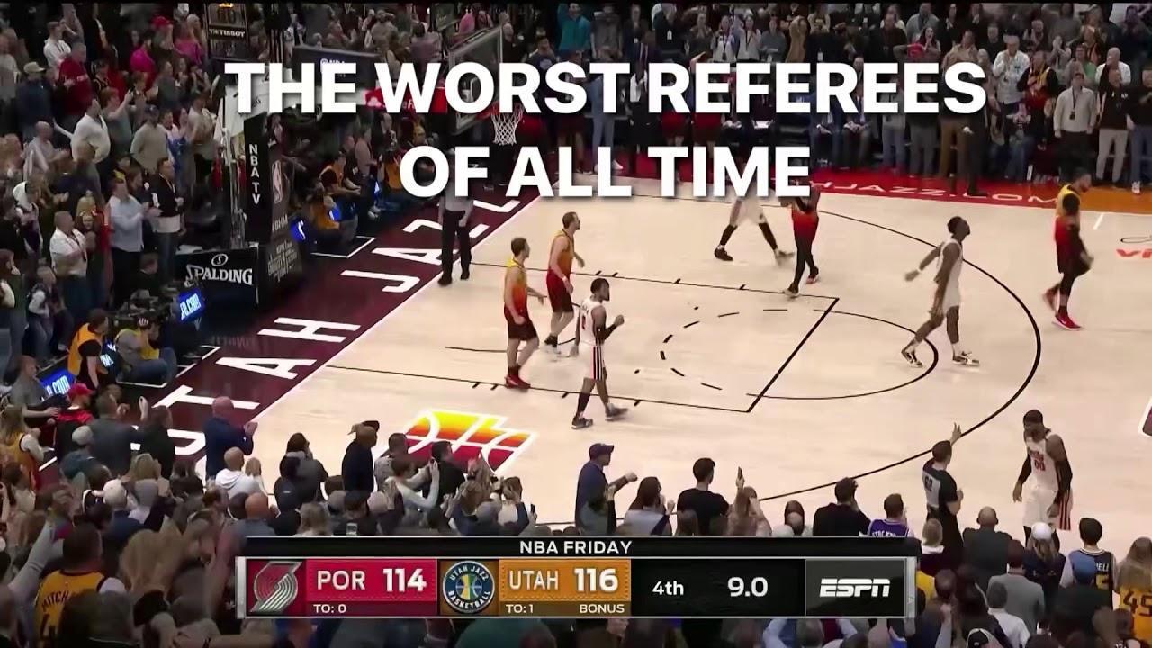 Blazers' Damian Lillard calls out NBA referees after blown ...
