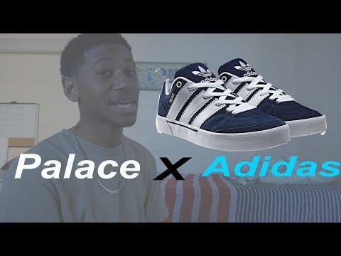 190cf3a2d1cc Palace x Adidas O  Reardon Originals Sneaker   PalaceClothing