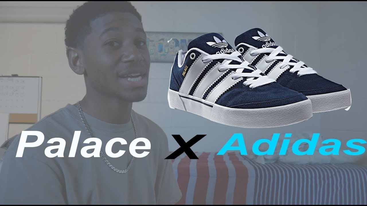 Reardon X You Adidas Palace Originals Youtube Sneaker Would O' Cop gtn0Axn