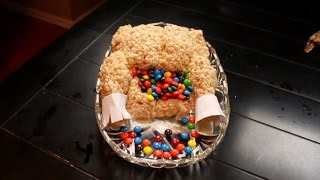 How to Make A Rice Krispies Turkey Resimi